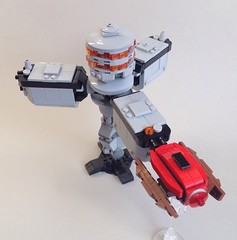 Docking Shot (TenorPenny) Tags: lego microspace microscale