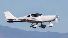 Arion Lightning N106AL (ChrisK48) Tags: airplane aircraft dvt phoenixaz 2011 kdvt arionlightning phoenixdeervalleyairport n106al