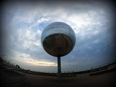 Blackpool (9) (benmet47) Tags: glitter ball globe orb promenade mirrorball glitterball theyshoothorsesdontthey michaeltrainor