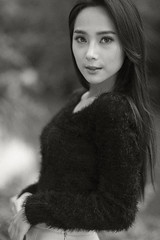 L9994585_M75F14_Alexis_BW_S (OPTIK AXIS) Tags: camera leica portrait blackandwhite dof bokeh taiwan monochromatic outoffocus 135   rf leicacamera             m9p m garylevel summiluxm11475e60