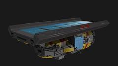 Taiidan Support Frigate (Sastrei87) Tags: lego homeworld brickspace taiidan