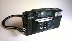 Ricoh FF-3 af Super (adam.vanscoyoc) Tags: camera 35mm vintagecamera pointandshoot filmcamera ricoh cameraporn madeinjapan ricohcamera ricohff3 ricohff3super