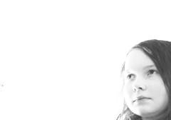 Portrtt (m.rsjoberg) Tags: portrait monochrome canon high key highkey portrtt ef50mm 70d fotosondag fotosndag fs160207