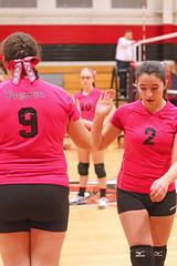 IMG_7190 (SJH Foto) Tags: girls club team sub teenagers teens rotation volleyball substitution tweens u14s