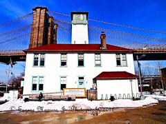 New York City (Themarrero) Tags: nyc newyorkcity newyork brooklyn fultonferrylanding fultonferry brooklynicecreamfactory olympuse5 olympuszuiko1260mmf2940swd