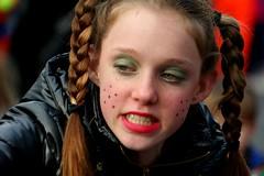 Carnival 27 (MichaelWard82) Tags: portrait girl facepaint fancydress longstockings pippy
