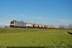 RTC E186.290 (Marco Stellini) Tags: italien 2 italia traction rail company 186 bombardier traxx cereali fossano e186 vidalengo