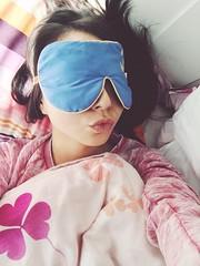 #sunday #afternoon #nap #sleeping #beauty #aromatherapy #eyemask (zhoushuhan68) Tags: sleeping beauty nap afternoon sunday aromatherapy eyemask