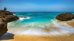 _U1H1744 Đảo Nhỏ.Lý Sơn.Quảng Ngãi 0316 (HUONGBEO PHOTO) Tags: ocean longexposure blue sea beach nature beautiful rock island photography waves seascapes outdoor flank biển thiênnhiên quảngngãi canoneos1dsmarkiii sóngbiển hònđảo lysonisland đảolýsơn vietnamseascape đảonhỏlýsơn chụpphơisóngbiển olympuszuiko24mmmcf28