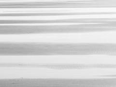 SoftStripeB&W.jpg (Klaus Ressmann) Tags: winter blackandwhite abstract beach design calm minimal klaus omd waterreflection em1 softtones ressmann omdem1 flcabsnat foleron klausressmann