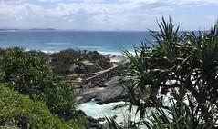 Rainbow bay (YAZMDG (16,000 images)) Tags: ocean beach australia lookout rainbowbay tweedheads tweedvalley nswqldborder