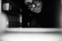 unshaved at any speed (all the bulbs are spent...) Tags: portrait selfportrait me face myself glasses fridge mug mugshot refrigerator yourstruly unshaved selfie leicam6 kodaktrix400 filmstash wasteface voigtlndernoktonclassic35mmf14