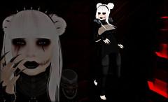 Confession #454 (1) (charliegirlholfe) Tags: alterego serendipity spellbound corvus glamorize beautyofdarkness gorgeousdolls