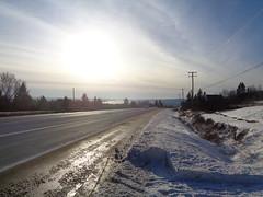 QUEBEC (8000km Across Canada) Tags: winter canada mountains walking quebec hiking sony extreme adventure mountans canadianwinter przygoda bestoftheday 8000kmacrosscanada jakubmuda