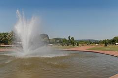 Esplanade - Metz (France) (Meteorry) Tags: park summer france water fountain garden eau europe jardin july esplanade été lorraine fontaine parc metz moselle 2015 meteorry étédulivre esplanadedemetz alsacechampagneardennelorraine alsacechampagneardennelorrain