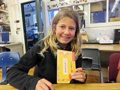 City of the Future: First Class at Tam High (fabola) Tags: city school art community education marin course fabrice future learning maker cynthia sausalito lycee futurecities wonderbox makerart
