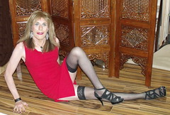 Jan 2016 (47) (Rachel Carmina) Tags: tv legs cd tgirl tranny transvestite heels crossdresser trap tg femboi