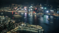 Hong Kong: Small but complete. (2) (Sunny Ip) Tags: world life city night zeiss photography photo perfect asia flickr cityscape photographer nightscape sony ngc 85mm hong kong carl moment capture cinematic the batis carlzeiss a7r