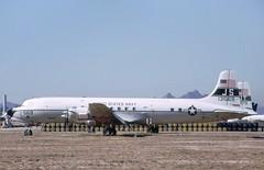 C-118A AMARC (Rob Schleiffert) Tags: douglas usnavy davismonthan amarc dc6 liftmaster c118 vr46