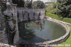 Villa Lante (Claudia Celli Simi) Tags: viterbo lazio giardini parchi fontane villalante bagnaia giardinoallitaliana cardinalgambara fontanadipegaso
