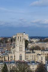 Wills Memorial Tower, Bristol (whatisthewilderness) Tags: urban tower skyline bristol memorial university cityscape wills
