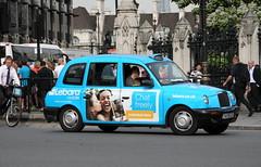 LTI TXi London Taxi in Lebara livery (Ian Press Photography) Tags: london cars car carriage cab taxi transport taxis international cabbie cabs txi livery lti lebara