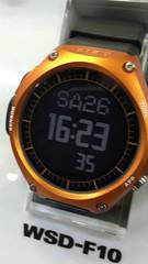 IMG_9483 (digitalbear) Tags: japan tokyo wear casio android smartwatch wsdf10
