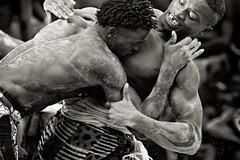 2015_IMG_36026-LR 015 1A N&B1E (Balila) Tags: lutte casamance afrique sngal luttesvillageoises