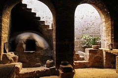 Arequipa, Peru, 2015 (Photox0906) Tags: old house peru southamerica kitchen stone four cuisine ancient oven pierre steps monastery staircase habitat maison convent arequipa escalier monastre couvent prou marches santacatalina amriquedusud