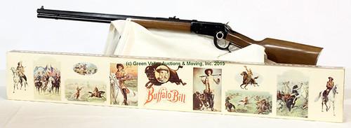 Winchester Model 94 Buffalo Bill Commemorative Rifle - $770.00 (Sold March 20, 2015)