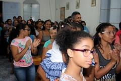 A capela da Vila Frei Solano completamente lotada para ver Dom Joo Muniz 101 (vandevoern) Tags: brasil maranho simpatia bacabal vandevoern contgio sofranciscosolano