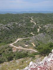 20150526_135333LC (Luc Coekaerts from Tessenderlo) Tags: road mountain public landscape hill nobody greece creativecommons winding corfu vak grc windingpath cc0 karousades palaichoro coeluc vak201505corfu