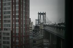 (onesevenone) Tags: city nyc newyorkcity bridge urban ny newyork america unitedstates dumbo manhattanbridge gothamist eastcoast stefangeorgi onesevenone