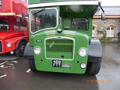 1960 Bristol FLF 468 FTT Western National Fleet No. 1969 (martinrstone) Tags: bus heritage transport roadmaster