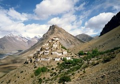 Ki Monastery in Spiti is located on a conical hill. It is the largest in Spiti, Himachal.  @hptdc #incredibleindia #India #Himachal #Spiti #Lahaul #Ki #Monastery #countryside #rural #nature #photooftheday #picoftheday #adventure #Himalaya #TransHimalaya # (Anil.Yadav1) Tags: india mountains nature rural countryside village adventure monastery archives himalaya himachal ki spiti photooftheday picoftheday incredibleindia lahaul transhimalaya
