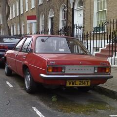 γ (uk_senator) Tags: red cavalier 1979 vauxhall mk1