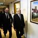 President Schulz meets President Omirou