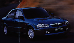 Mazda 323;  2000_3 (World Travel Library) Tags: world auto road travel blue cars car japan ads japanese drive photo moving model automobile 2000 image photos library wheels transport models picture automotive center literature photograph papers vehicle motor makes collectible collectors mazda sales brochures catalogue  catlogo automobiles documents fahrzeug 323 motoring wagen folleto automobil  folheto prospekt dokument katalog  esite ti liu worldcars bror broschyr    worldtravellib