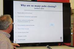 Why are so many pubs closing? (selcamra) Tags: beer camra realale shapingthefuture selcamra revitalisationproject
