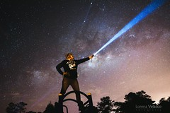 Milky way in Colombia. (ladyvelasco20) Tags: longexposure nightphotography sky night colombia milkyway popayan longexposurephotography astrometrydotnet:status=failed nikon3300 astrometrydotnet:id=nova1518789