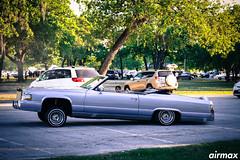IMG_2727 (since.87) Tags: texas houston cadillac classics impala bombs switches lowrider fleetwood daytons individuals nardi fifthwheel oldschools lecab lecabriolet refinedelegance