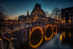 Amsterdam (Marcel Witte Fotografie) Tags: amsterdam keizersgracht avondfotografie