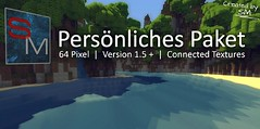Persnliches Paket (Personal) Resource Pack 1.9.2/1.9 (MinhStyle) Tags: game video games gaming online minecraft