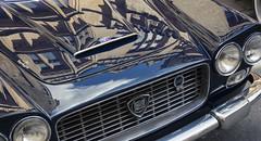 Reflections on a Lancia (CarolynEaton) Tags: bristol biamf