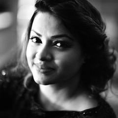 MEEM (N A Y E E M) Tags: portrait woman night square hotel availablelight cropped bangladesh meem chittagong radissonblu baikalbar