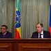 25 апреля 2016 года С.Лавров и Т.Адханом | Sergey Lavrov & Tedros Adhanom Ghebreyesus