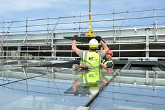 DSC_0211 (jamesutherland) Tags: glass skylight aluminium glazing curtainwall rooflight curtainwalling entrancedoors aluminiumwindiows