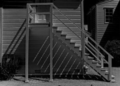 'Moonlit' Stairs ... (sswj) Tags: california from bw northerncalifornia architecture stairs composition this nikon shot very availablelight sonoma have moonlit existinglight fullframe dslr hink oldbuilding scottjohnson historicbuilding d600 i earlycaliforniahistory toscanohotel sponoma ninkkor28300mm