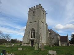 St Margaret's Church, Lewknor, Oxfordshire (John Steedman) Tags: greatbritain england church unitedkingdom oxfordshire stmargarets oxon grossbritannien  stmargaretschurch   grandebretagne lewknor