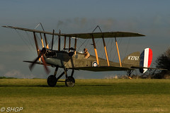 Royal Aircraft Factory B.E.2e, Stow Maries (harrison-green) Tags: world night one 1 photo war aircraft aviation events royal nightshoot airshow timeline ww1 maries factor essex pilot tle charter stow aerodrome chelmsford be2e
